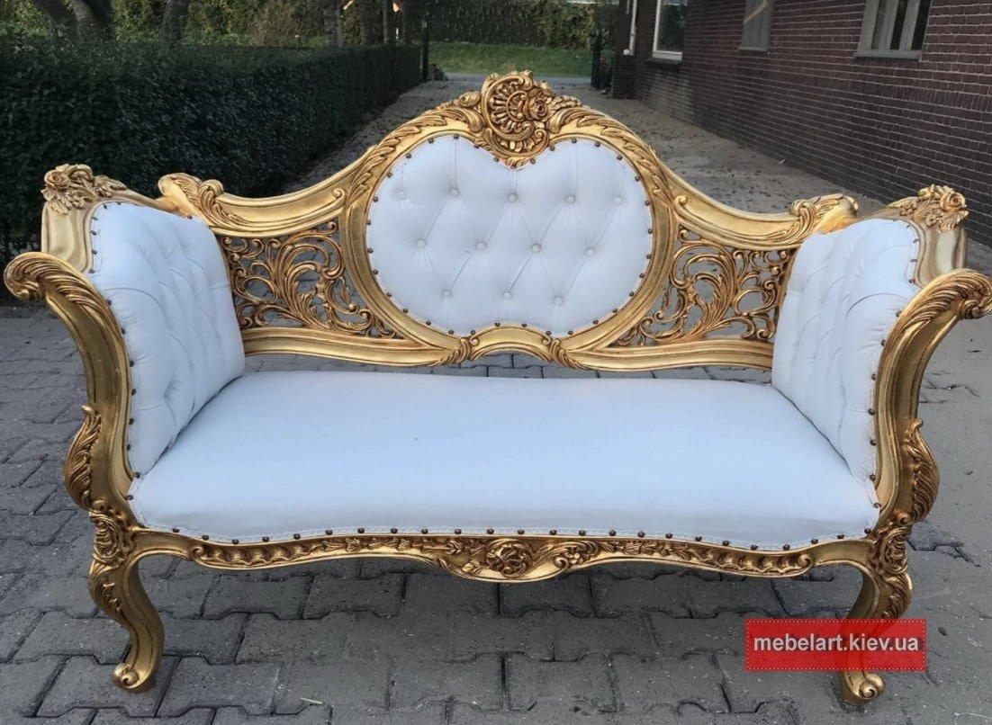 резная мебель барокко