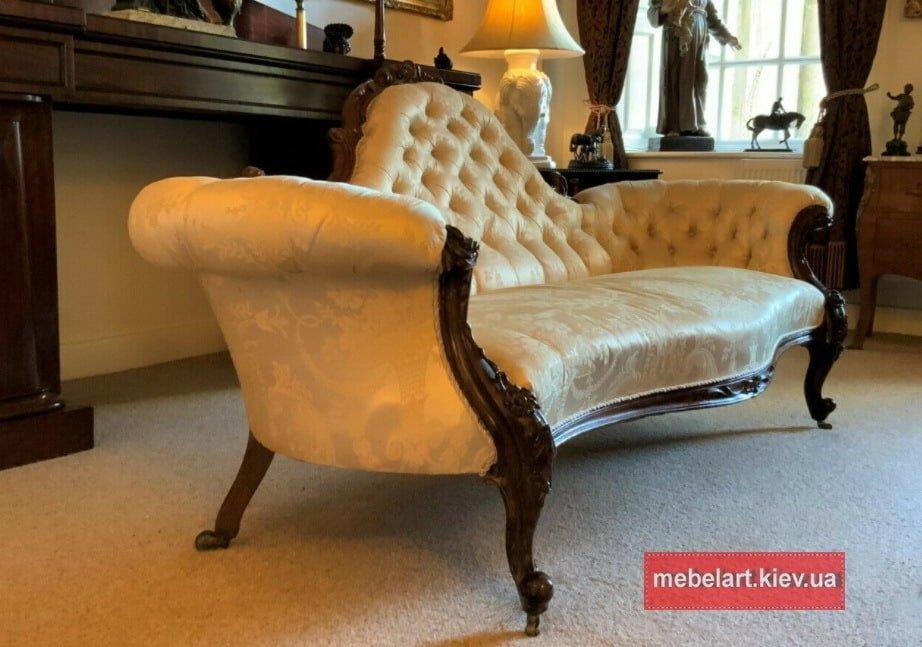 мебель интерьер барокко