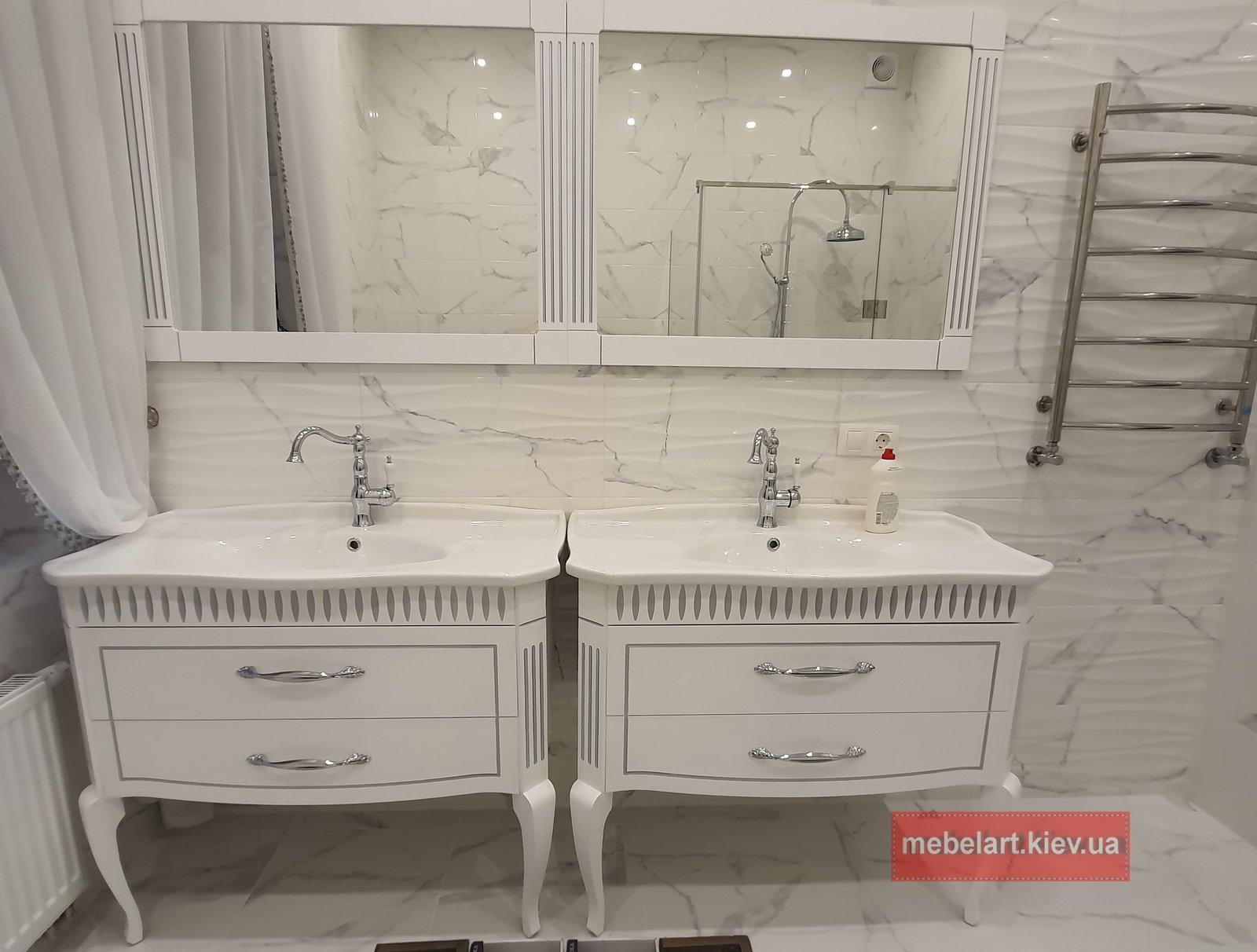 мебель влагостойкая в ванную