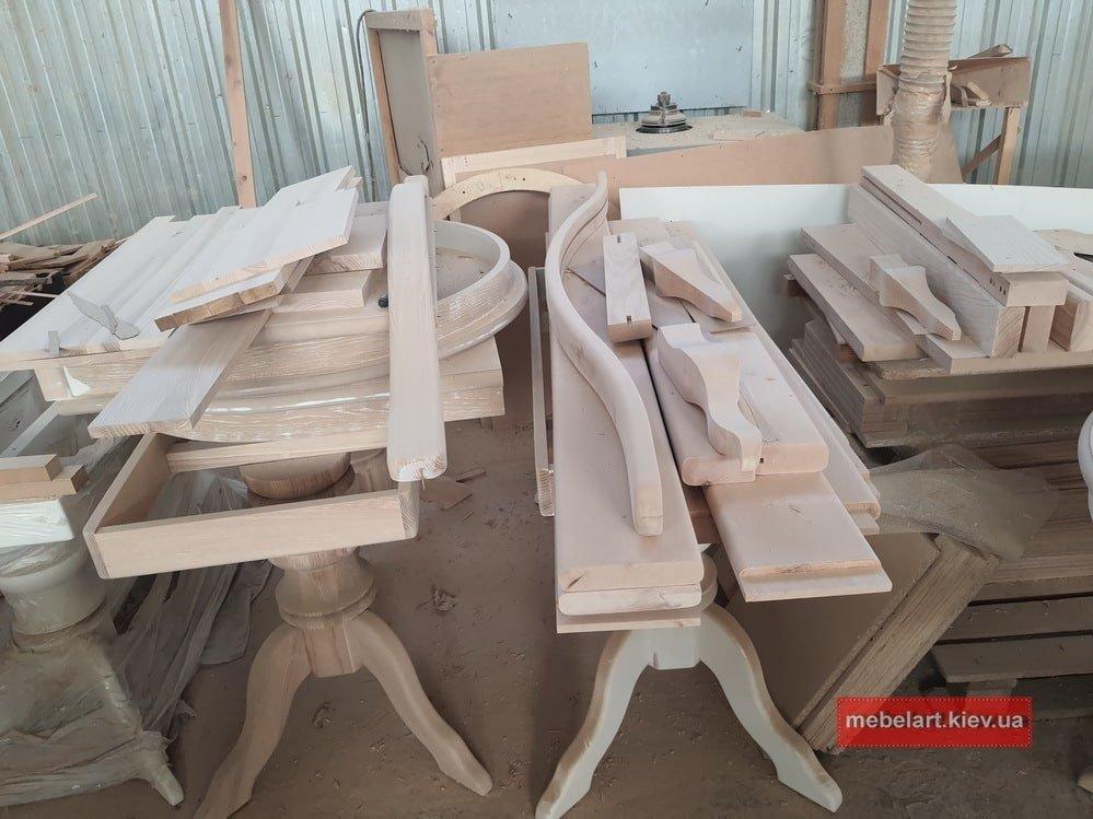 Цех деревянной мебели в Одессае