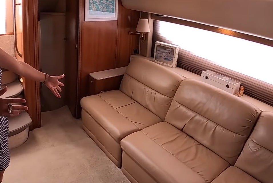 отделка яхт и катеров