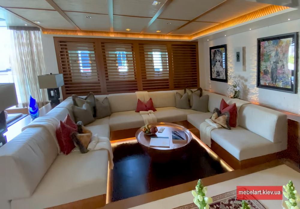 обновление интерьера яхт и катеров