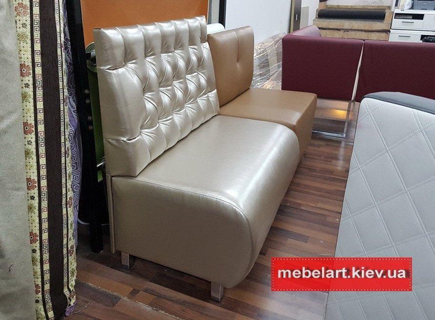 моульный диван прямой в офис