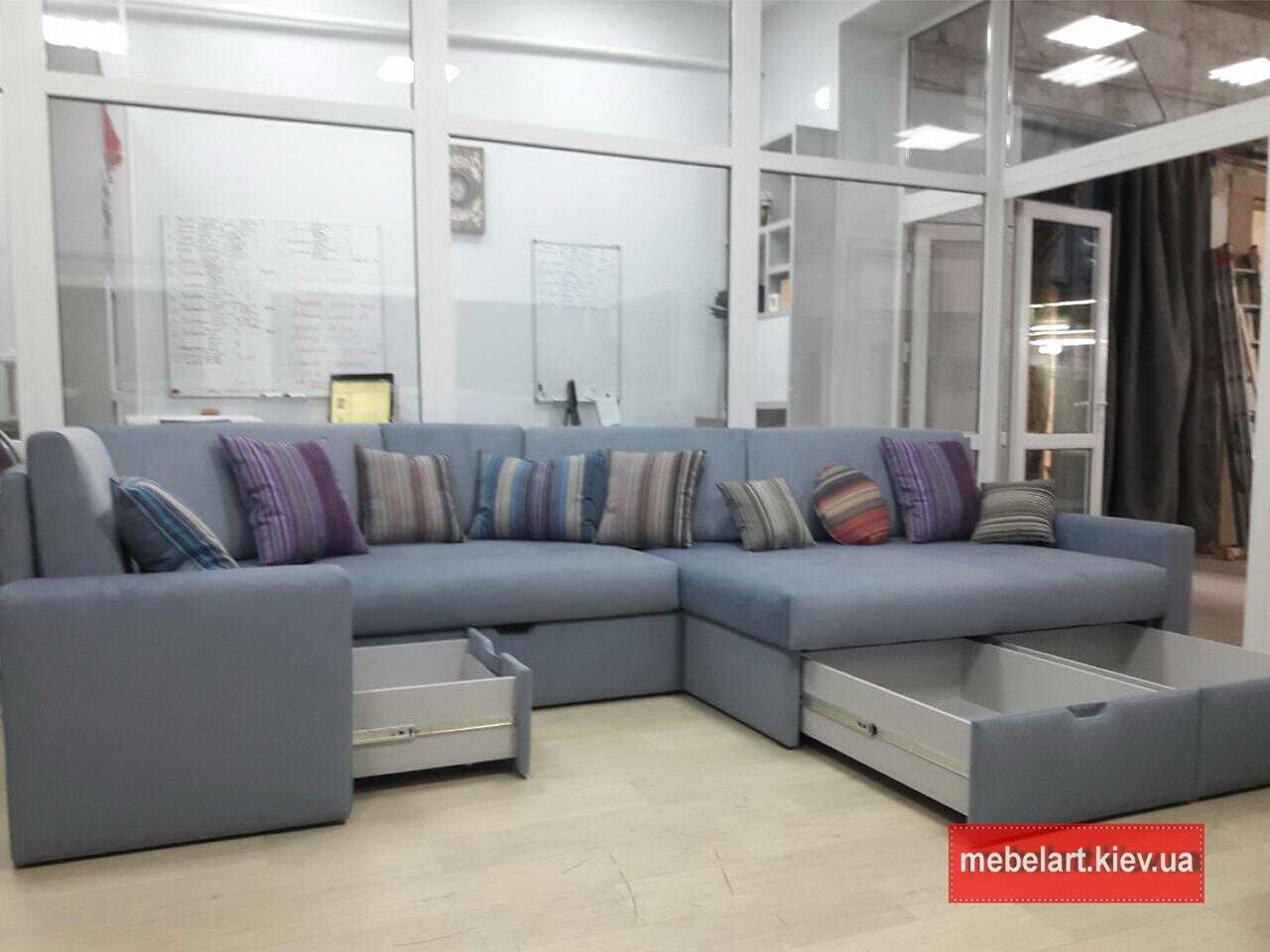 проект двухуглового дивана