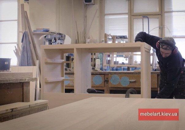 производсвто мебели из массива харьков