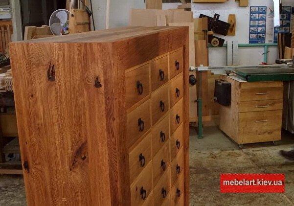 мебель из массива ясеня от производителя одесса