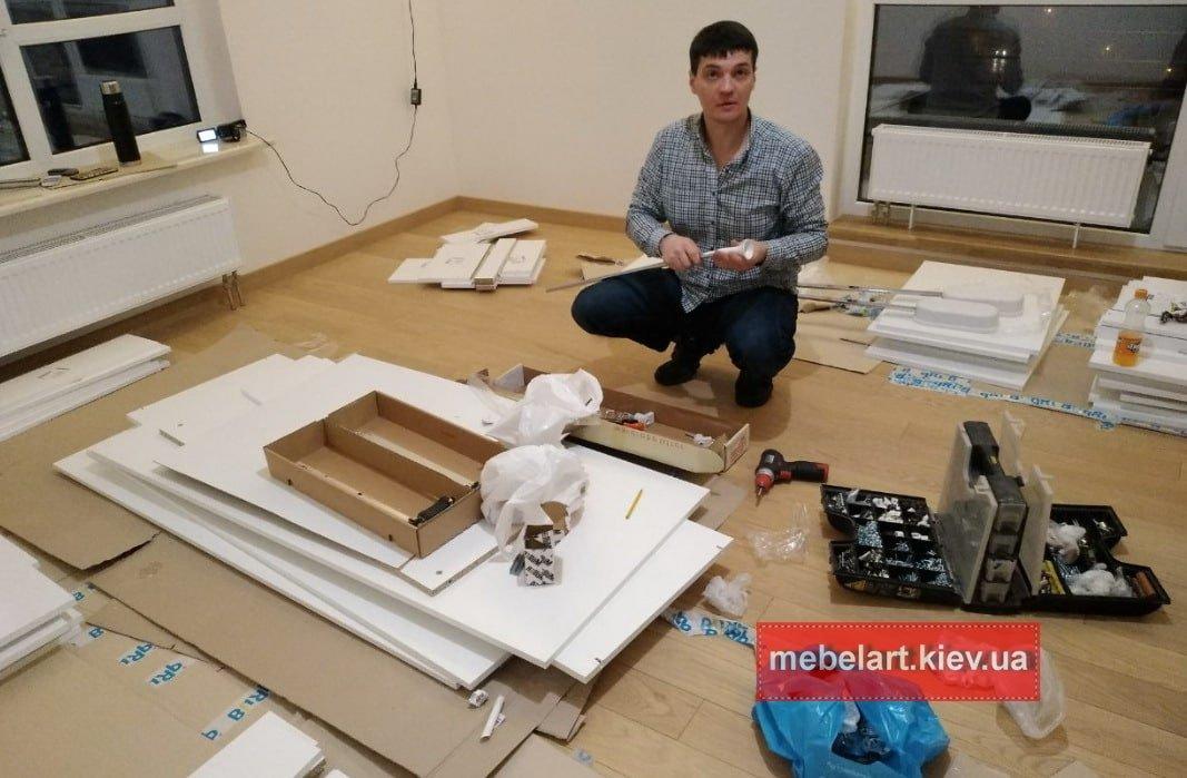Инструмент для самостоятельной сборки мебели