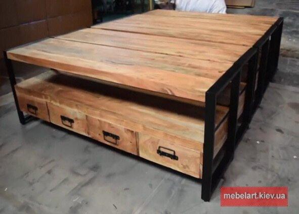 Мебель из дерева в Киеве оптом