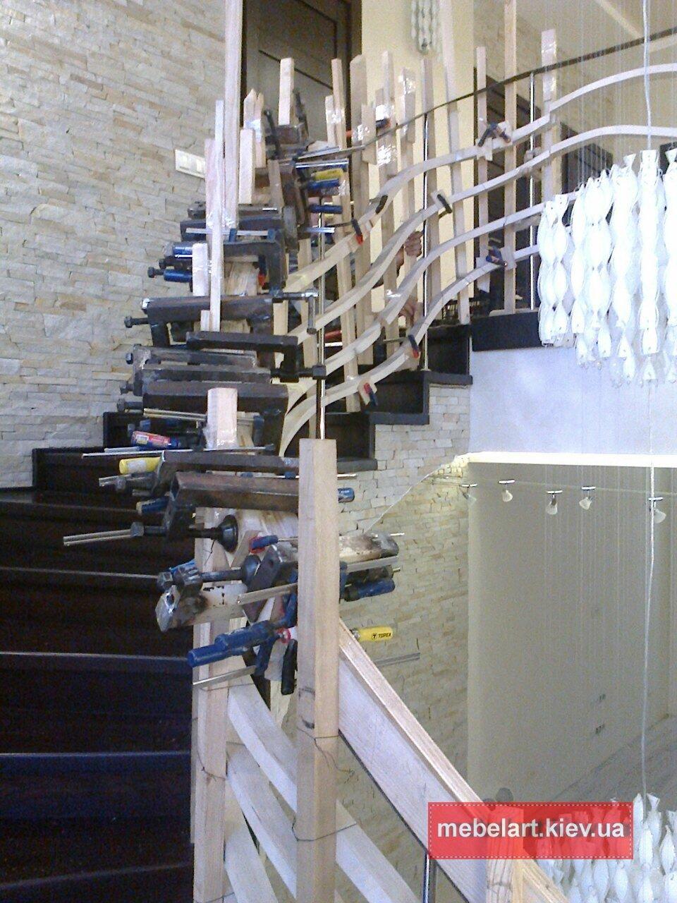 Винтовая лестница своими руками + фото