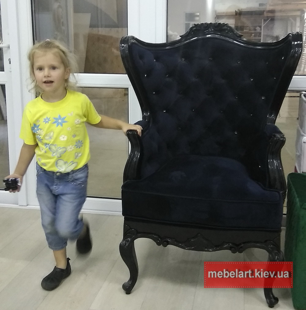 Авторские кресла на заказ