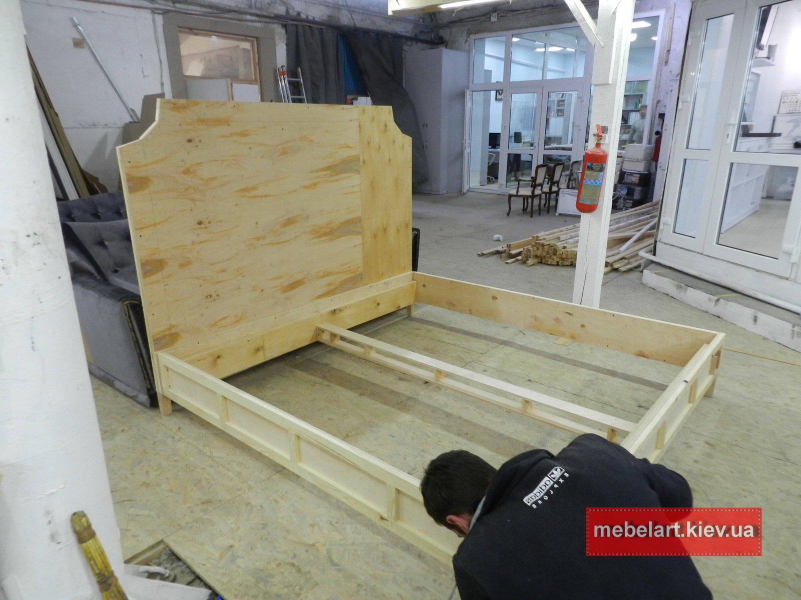 Виготовлення ліжок на замовлення в Україні