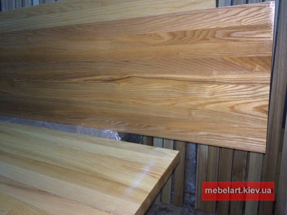 деревянные подоконники на заказ
