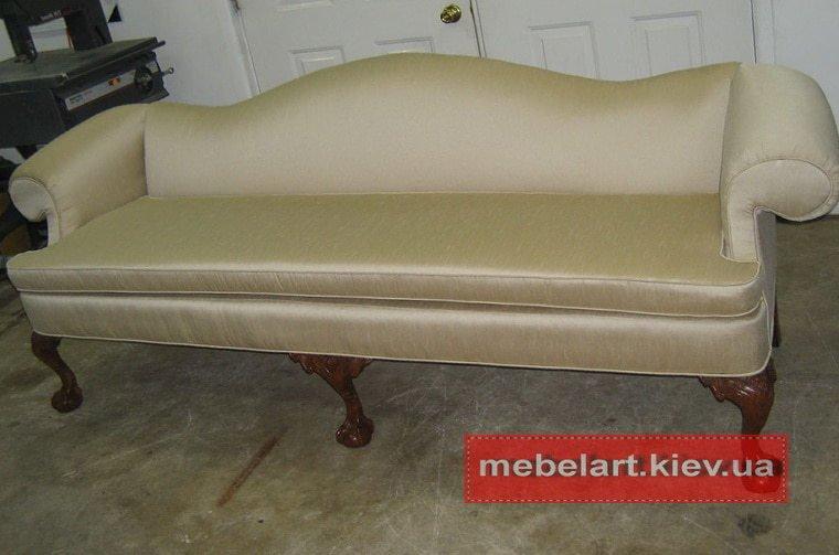 заказать прямой диван по индивидуальному проекту