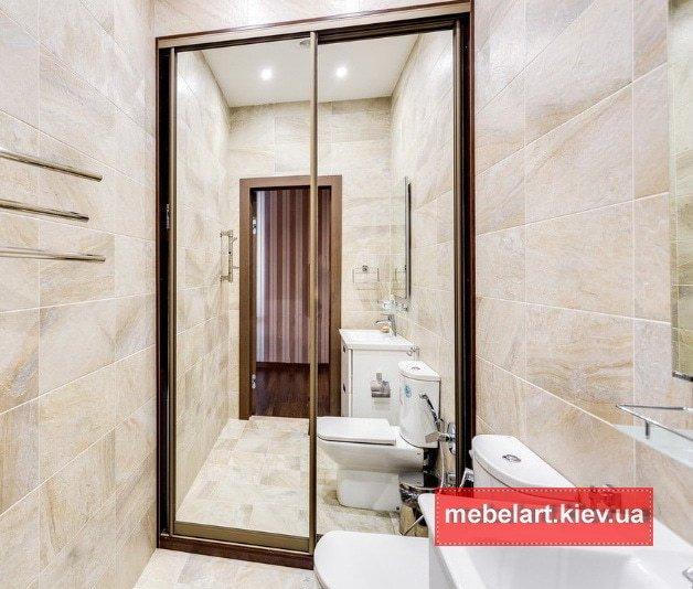 маленький Встроенные  шкаф купе Киев