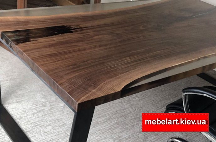 стол под заказ из дерева