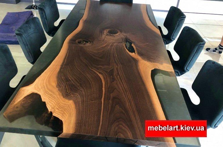 фотографии стол из дерева на заказ