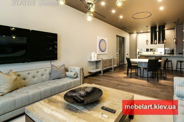 продажа прямых диванов